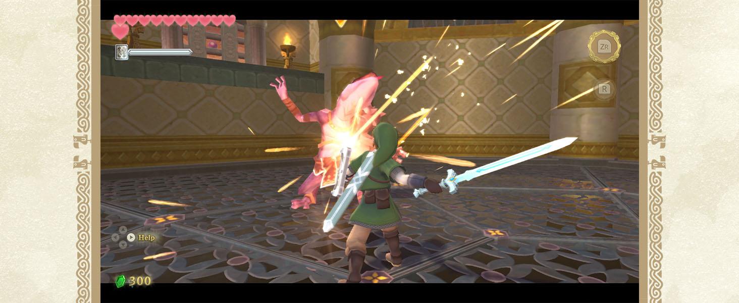 Legend of Zelda Skyward Sword HD 14