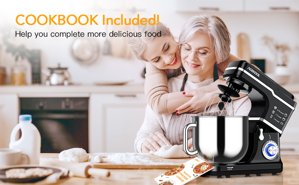 help you complete more delicious food