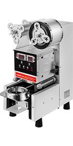 tea cup sealer machine