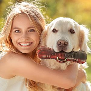 Chew toy dog indestructible