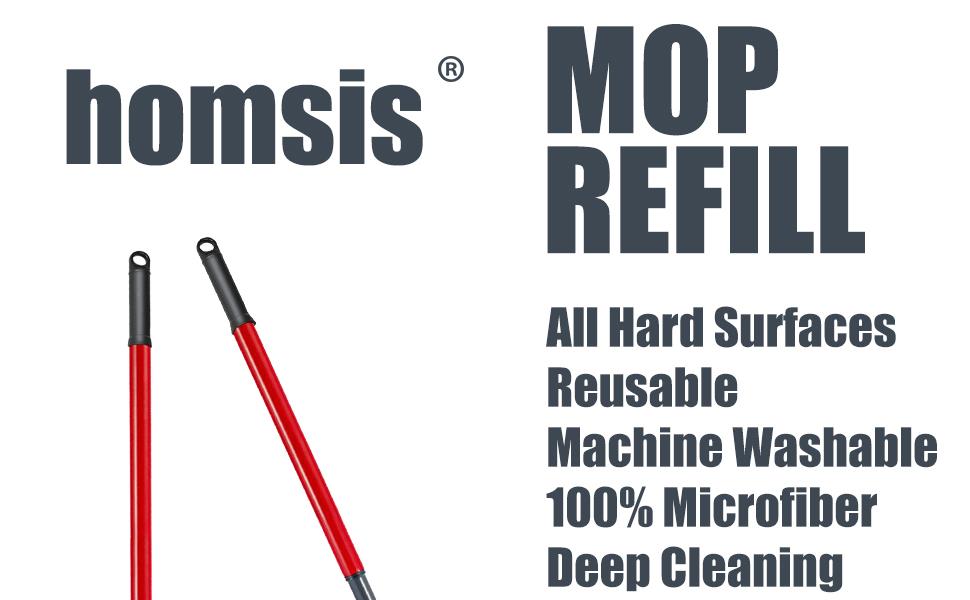 homsis mop refill