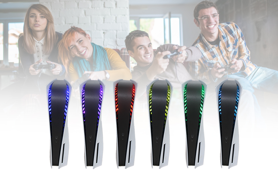 PS5 LED light strip RGB