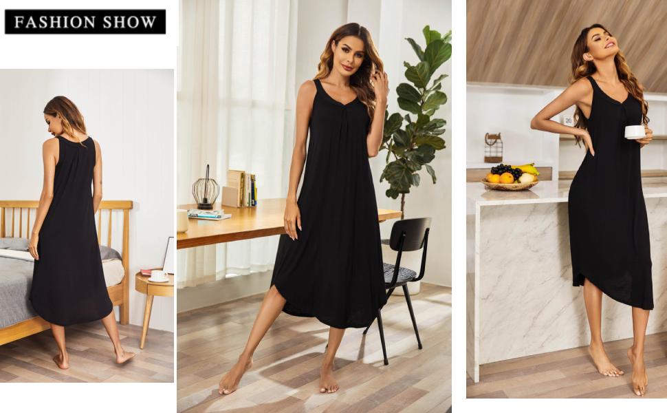Womens Sleeveless Loungewear