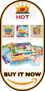 Clip Bead Board Game