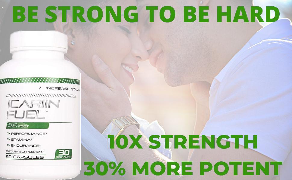 icariin fuel horny goat weed complex for men pills
