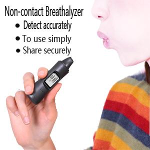 None-contect Breathalyzer