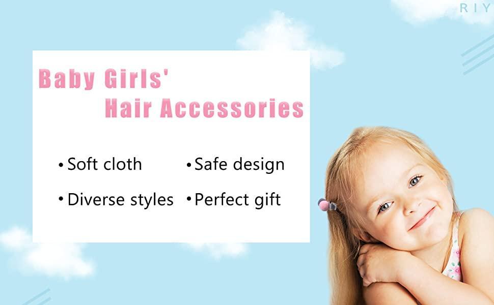 36 PCS BABY HAIR CLIP PIN SET
