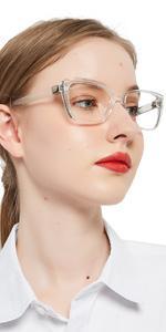 OCCI CHIARI 3.0 Reading Glasses Women Large Reader 150(1.0 1.5 2.0 2.5 3.0 3.5 4.0 5.0 6.0)