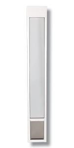 vs. module 1-piece sliding glass
