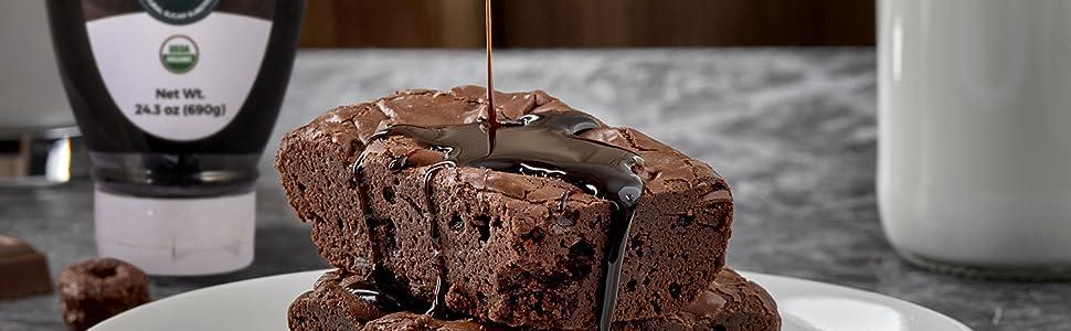 AGAVEN Agave chocolate vegan syrup nectar organic natural