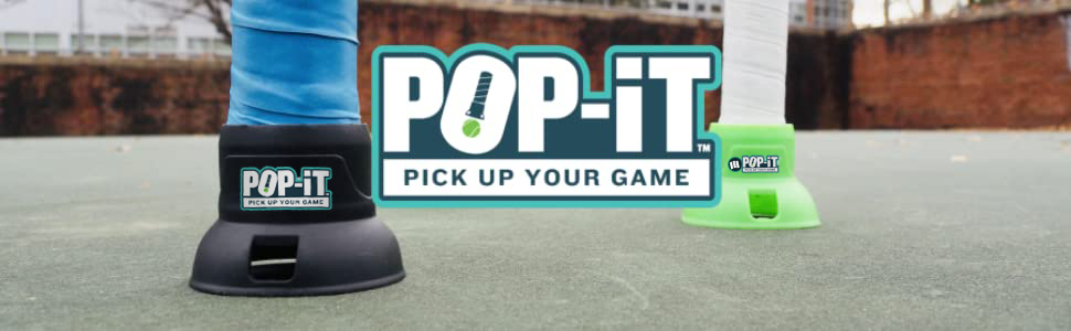 POP-iT - PIck Up Your Game
