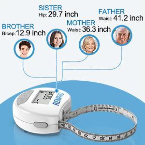 body measuring tape
