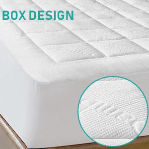 organic mattress pad