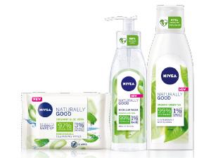 nivea, natural, day cream, face cream, moisturiser, cream, wrinkles, organic, face wash, spf