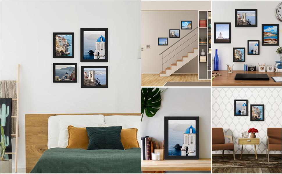 Frame display