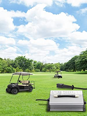 golf cart electric charger