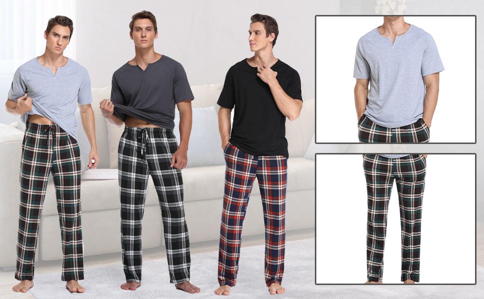 men's pyjama set,men's pyjamas sets,mens brushed cotton pyjamas sets,mens button up pyjamas