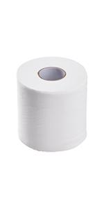 Karat 2-ply Toilet Tissue Roll (400 Sheets/Roll) - 48 Rolls
