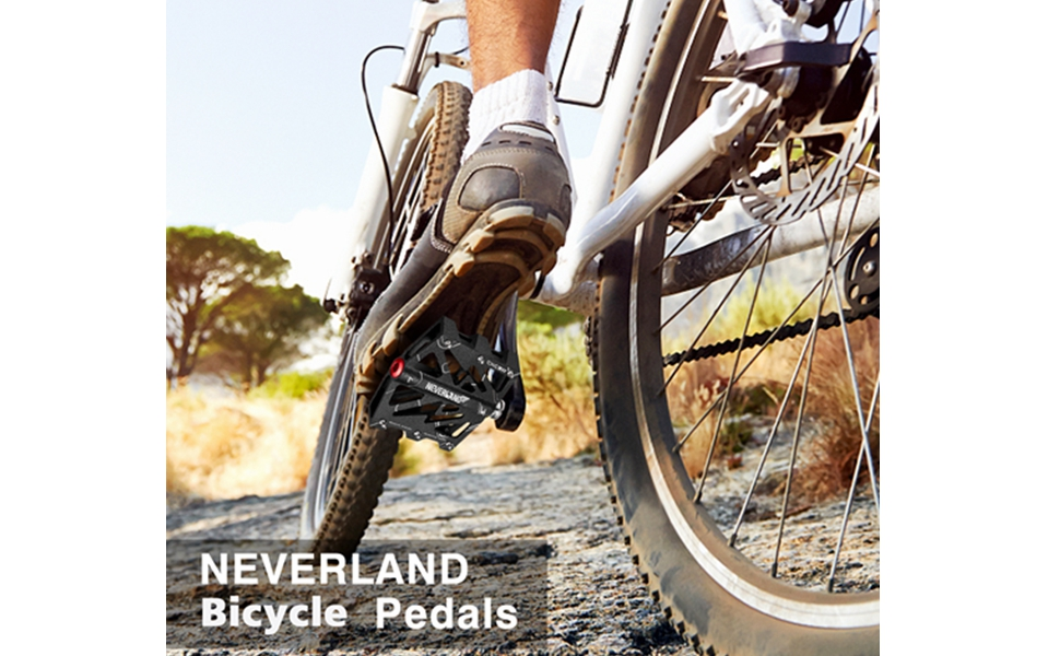 neverland bike pedals