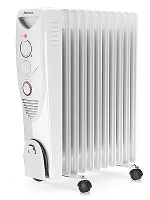 probreeze oliegevulde radiateur 11 ribben 3 warmte
