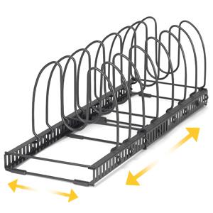 betterthingshome expandable rack organizer