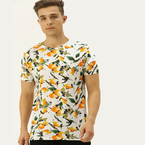 Tendy stylish printed t-shirt