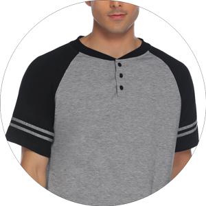 Classic V-neck Sleep Shirt