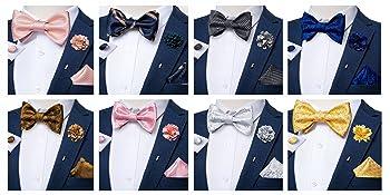 self bow tie set
