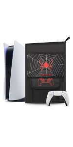 PS5 dust cover spider