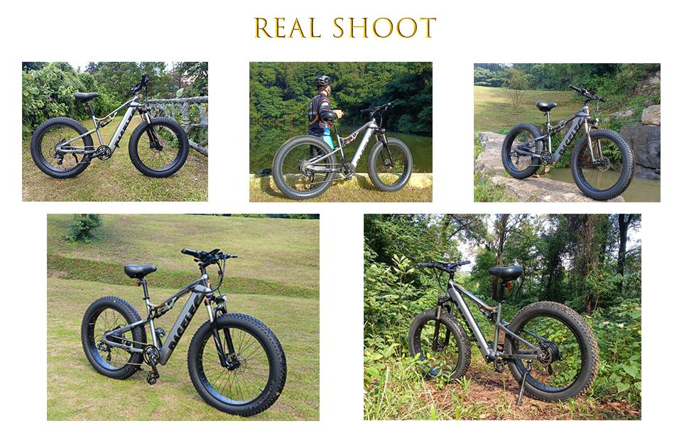 paselec bike real shoot
