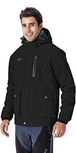 mens hiking jackets