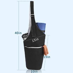 yoga mat carrying bag