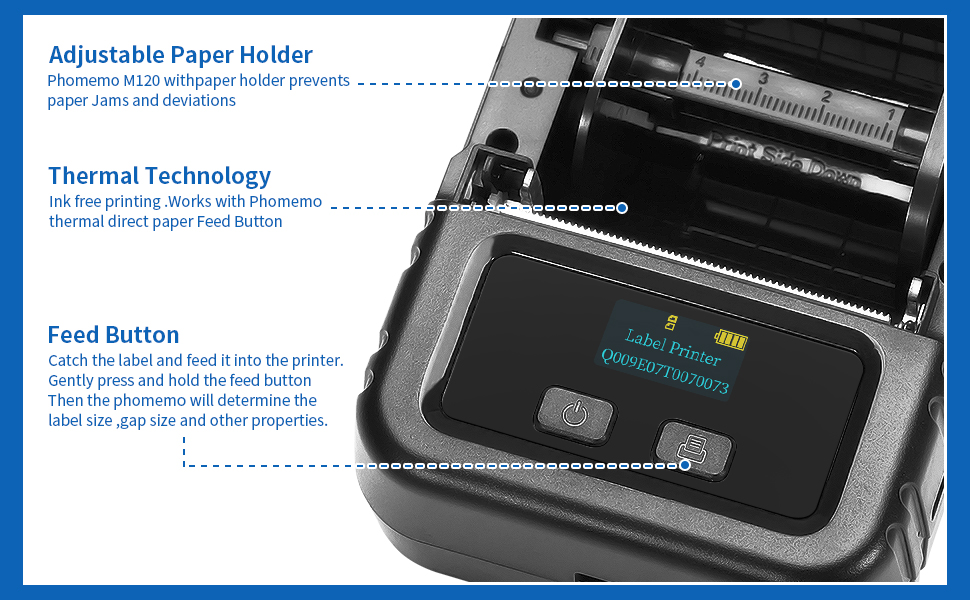 sticker label maker machine