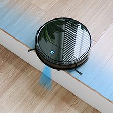 robot vacuum cleaner carpet and hard floor