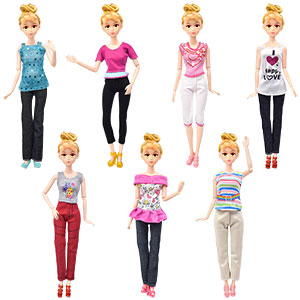 Doll outfits casual doll clothes