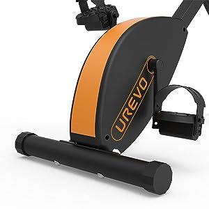 magnetic exercise bike folding