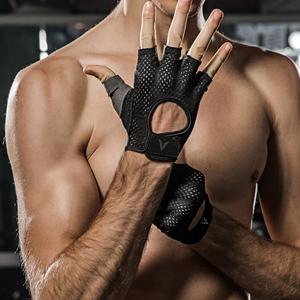Gym Gloves with Anti-Slip