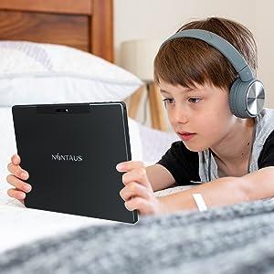 graduation gift online class tablet on sale 64 bit Quad Core processor HD Touchscreen Daul Cameras