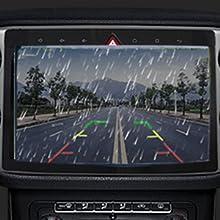 Assist guidelines display on raintime