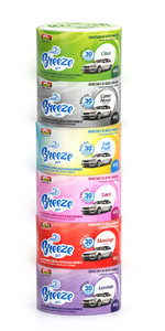 breeze gel odorizante automotivo veicular ambientes perfume