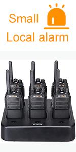 Retevis RT28 walkie talkie 6 pack