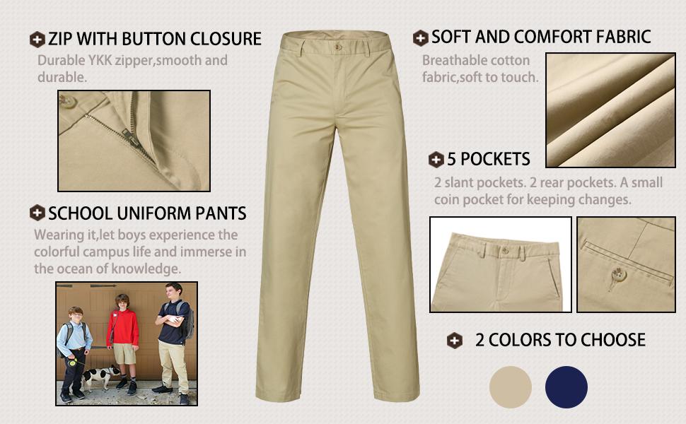 details of pants