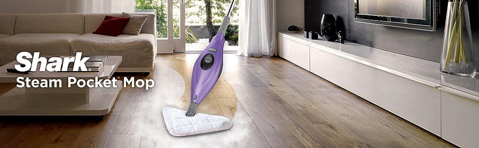 triangle pad steam mop