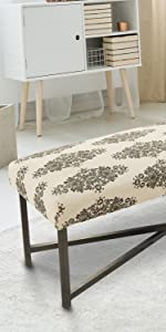 bench, furniture, accent, decor