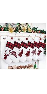 Silhouette stocking