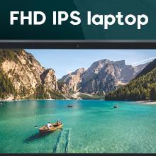 FHD IPS Laptop
