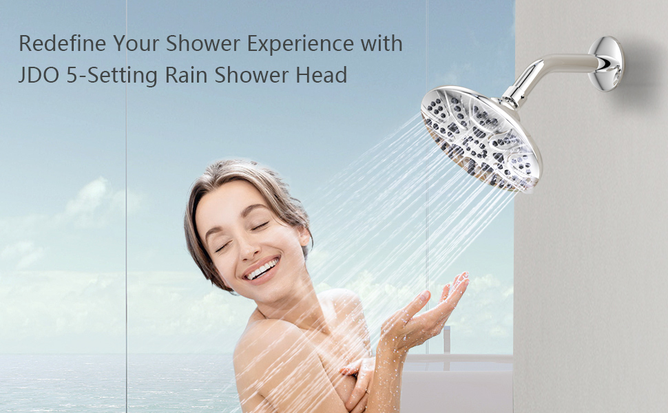 shower experience