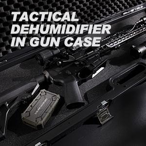 SD SILENT DRY Gun Safe Dehumidifier