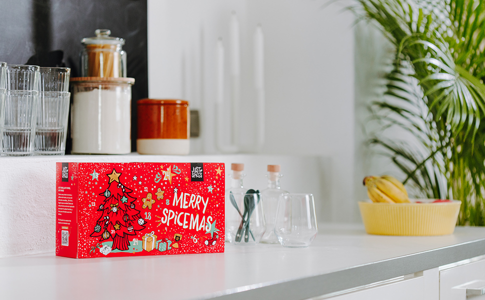 Merry Spicemas Just Spices adventskalender klein small