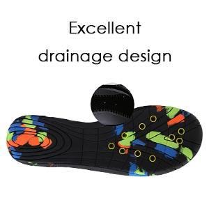 Excellent drainage design